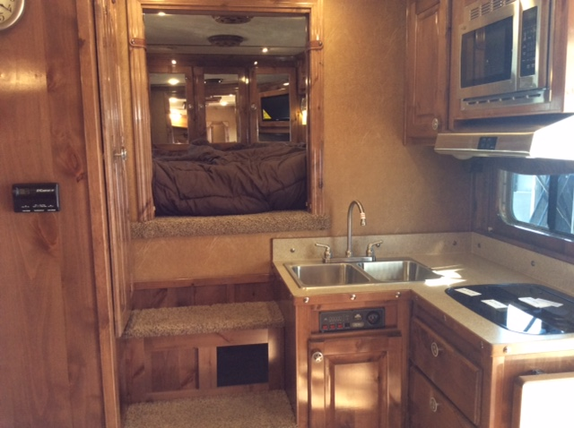 Atc Trailers For Sale >> 2016 Sooner Horse Trailer with Living Quarters - August Trailer Sales